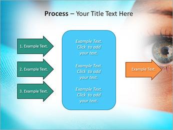 Muslim Lady PowerPoint Template - Slide 65