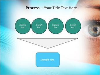 Muslim Lady PowerPoint Template - Slide 73