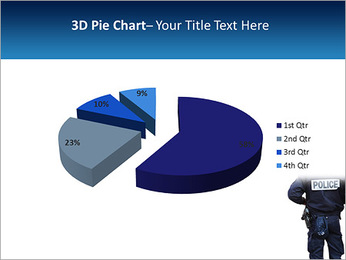 Police Department PowerPoint Templates - Slide 15