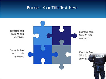 Police Department PowerPoint Templates - Slide 23