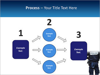 Police Department PowerPoint Templates - Slide 72