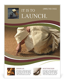 Islamic Country Flyer Template