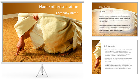Islamic Country PowerPoint Template