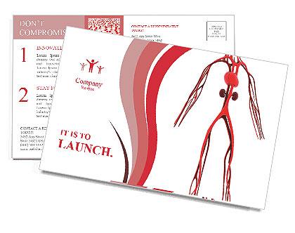 Artery Postcard Template