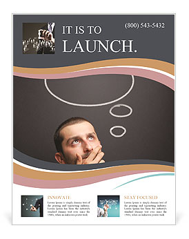 Interesting Thought Flyer Templates