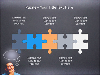 Interesting Thought PowerPoint Templates - Slide 21