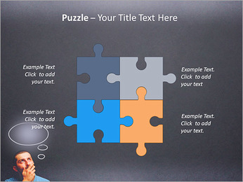 Interesting Thought PowerPoint Templates - Slide 23
