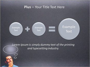 Interesting Thought PowerPoint Template - Slide 55
