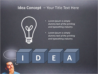 Interesting Thought PowerPoint Templates - Slide 60