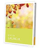 Autumn Beauty Presentation Folder