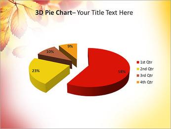 Autumn Beauty PowerPoint Template - Slide 15