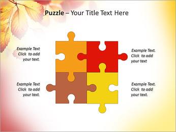 Autumn Beauty PowerPoint Template - Slide 23