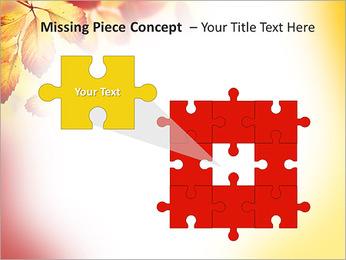 Autumn Beauty PowerPoint Template - Slide 25