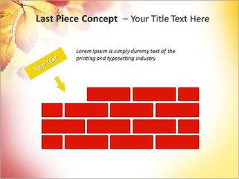 Autumn Beauty PowerPoint Template - Slide 26