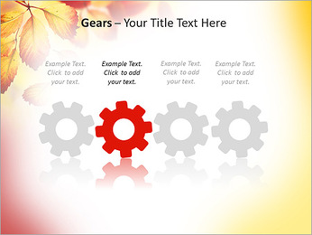 Autumn Beauty PowerPoint Template - Slide 28