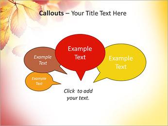 Autumn Beauty PowerPoint Template - Slide 53
