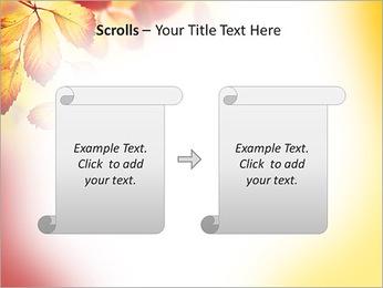 Autumn Beauty PowerPoint Template - Slide 54