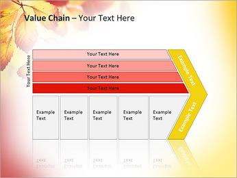 Autumn Beauty PowerPoint Template - Slide 7