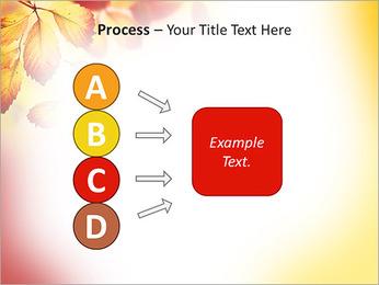 Autumn Beauty PowerPoint Template - Slide 74