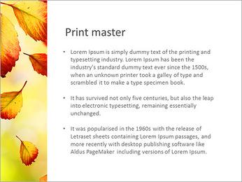 Autumn Beauty PowerPoint Template - Slide 76