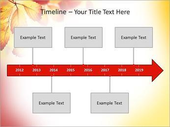 Autumn Beauty PowerPoint Template - Slide 8