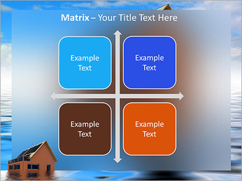 House In Water PowerPoint Template - Slide 17