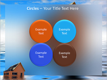 House In Water PowerPoint Template - Slide 18
