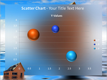 House In Water PowerPoint Template - Slide 29