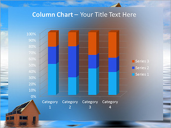 House In Water PowerPoint Template - Slide 30