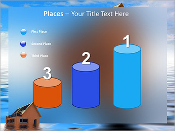House In Water PowerPoint Template - Slide 45
