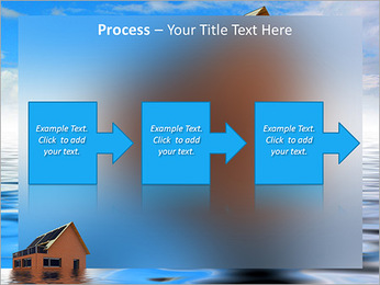 House In Water PowerPoint Template - Slide 68