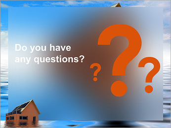 House In Water PowerPoint Template - Slide 75