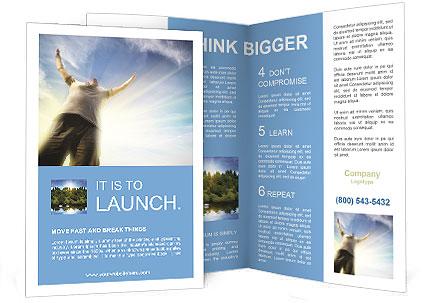 Sky Brochure Templates