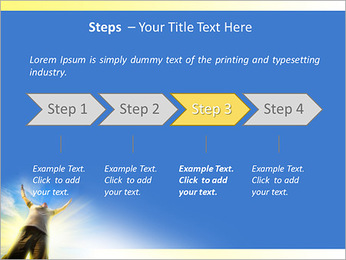 Sky PowerPoint Templates - Slide 4
