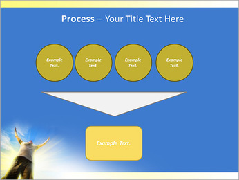 Sky PowerPoint Templates - Slide 73