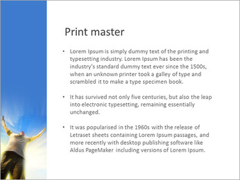 Sky PowerPoint Templates - Slide 76