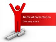 Competition Win PowerPoint Templates