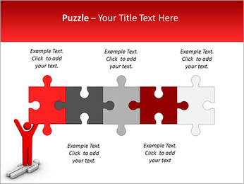 Competition Win PowerPoint Template - Slide 21
