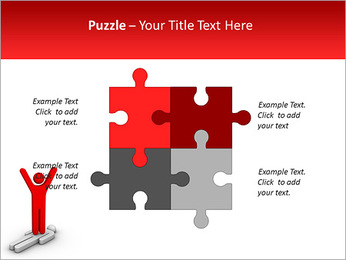 Competition Win PowerPoint Template - Slide 23
