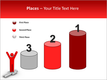 Competition Win PowerPoint Template - Slide 45