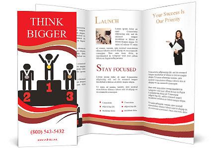 Winner Place Brochure Templates