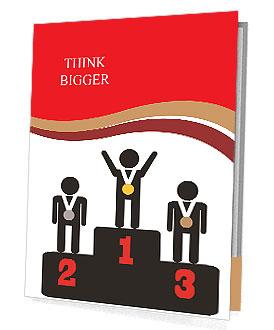 Winner Place Presentation Folder