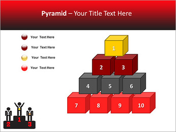 Winner Place PowerPoint Template - Slide 11
