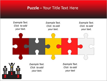 Winner Place PowerPoint Template - Slide 21