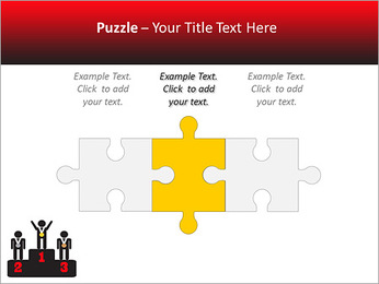 Winner Place PowerPoint Template - Slide 22
