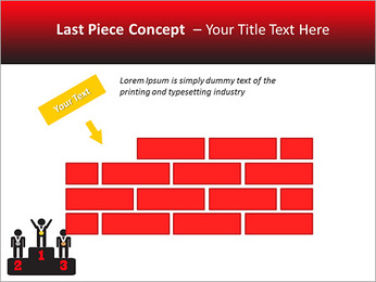 Winner Place PowerPoint Template - Slide 26