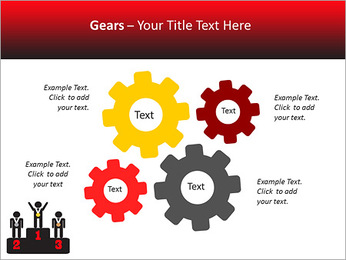 Winner Place PowerPoint Template - Slide 27