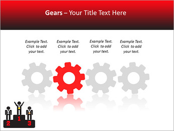 Winner Place PowerPoint Template - Slide 28