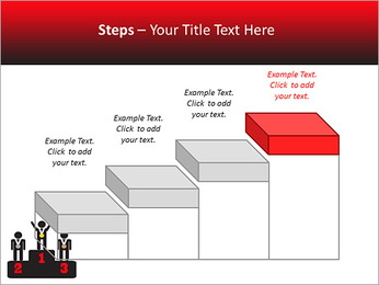 Winner Place PowerPoint Template - Slide 44