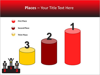 Winner Place PowerPoint Template - Slide 45